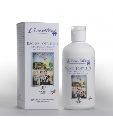 Baby bianche bolle Bagno