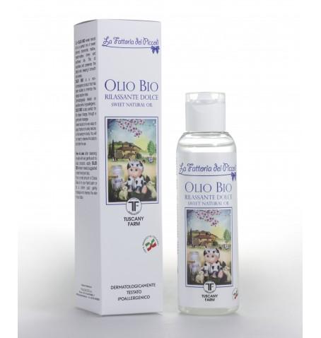 Fior di coccole Olio emoliente 125 ml